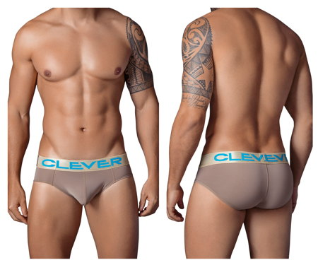CLEVER Navy Latin Brief ブリーフ