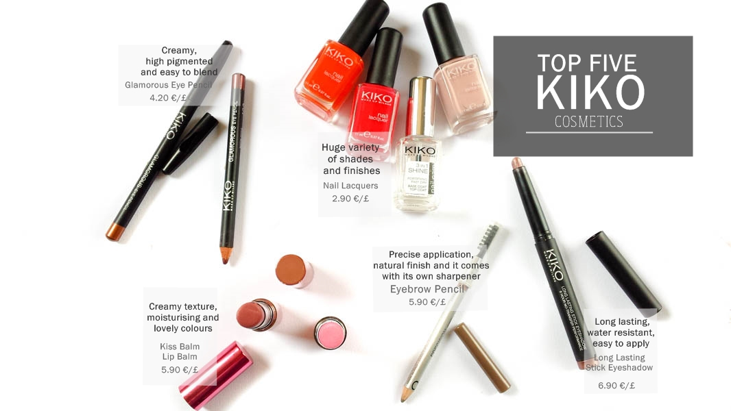 best kiko products, kiko cosmetics review, best kiko products
