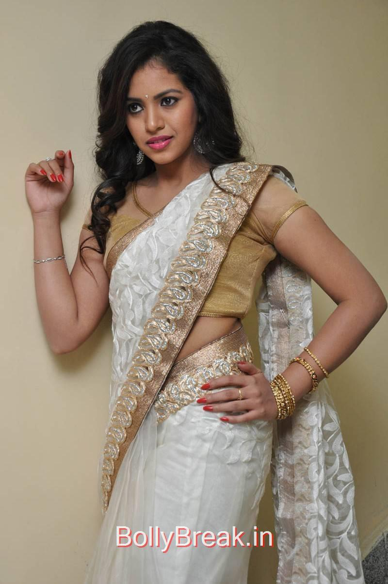 Gowthami Chowdary Pics, Hot Pics of Gowthami Chowdary from Ramudu Manchi Baludu Audio Launch