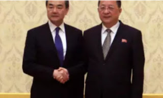 North Korea's foreign minister is set to arrive in key ally China  for talks over stalled efforts to persuade Pyongyang to dismantle its nuclear weapons programs.