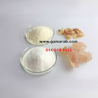 ARABIC GUM SEYAL & SENEGAL (SERBUK & CRYSTAL)