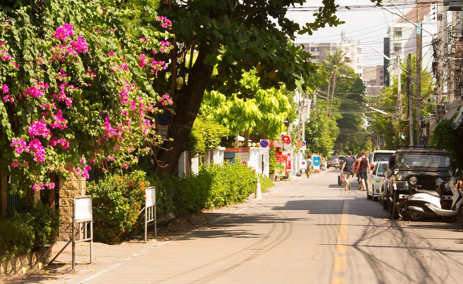 Streets of Chiang Mai, Thailand