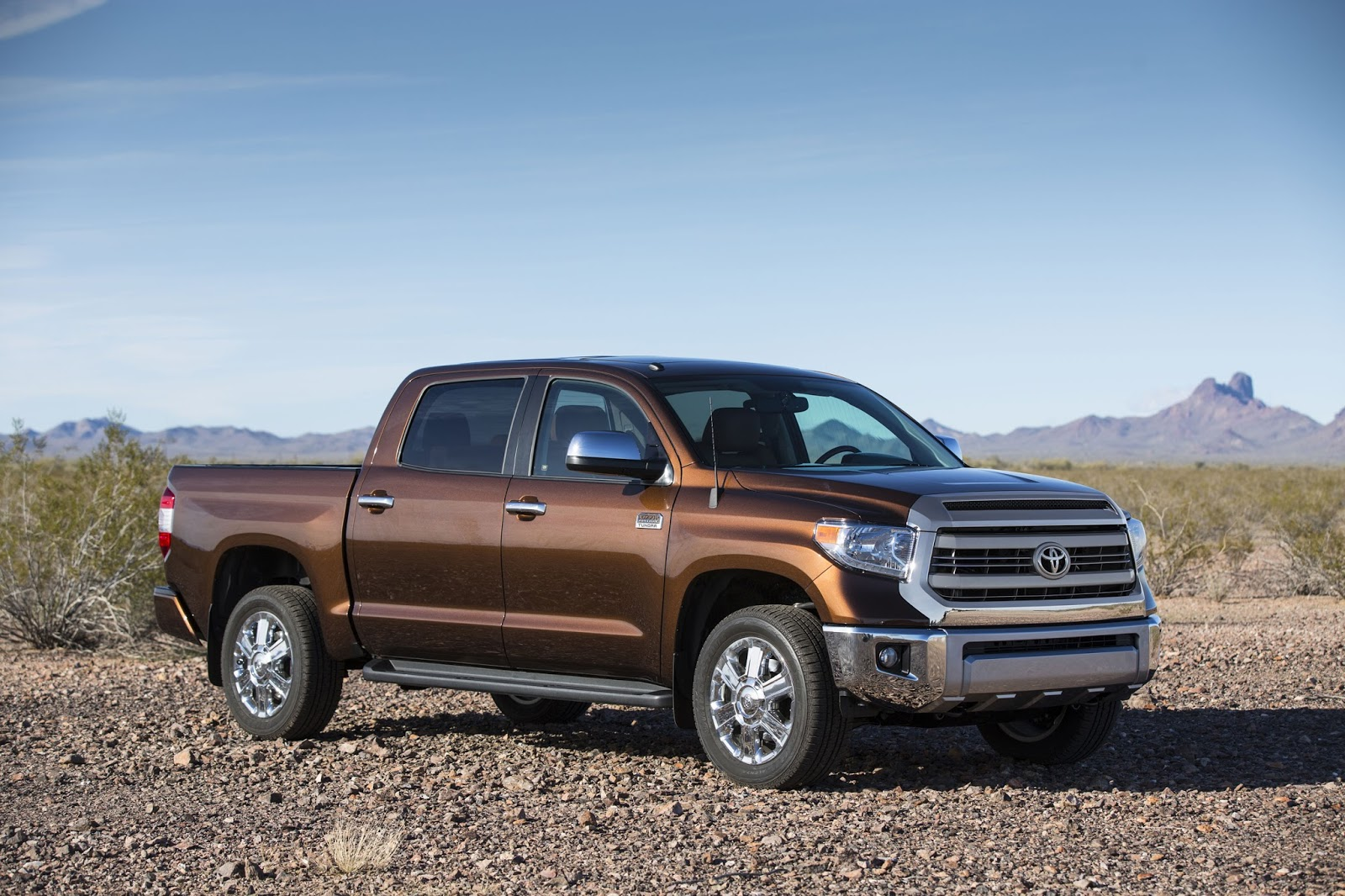 Still Wondering: The 2016 Toyota Tundra 1794 CrewMax