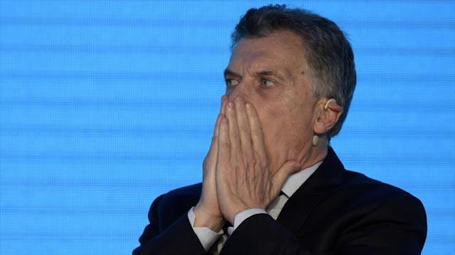 Fiscal argentino imputa a Macri por 'abuso' en acuerdo con FMI