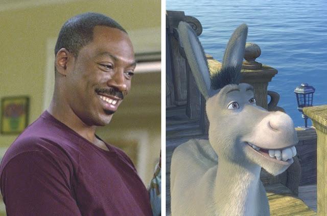 Eddie Murphy - Donkey- Shrek