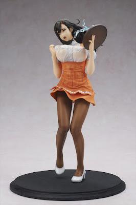 """Oda non Heroine Collections"" Wakazuma Waitress Hitomi"