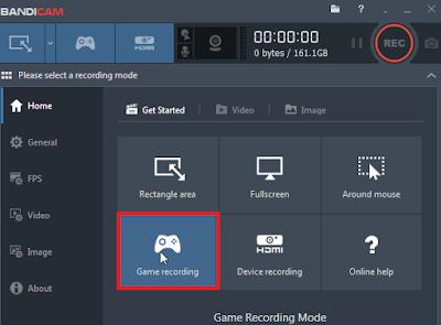Cara Install Perekam Layar BandiCam Full Version Secara Gratis