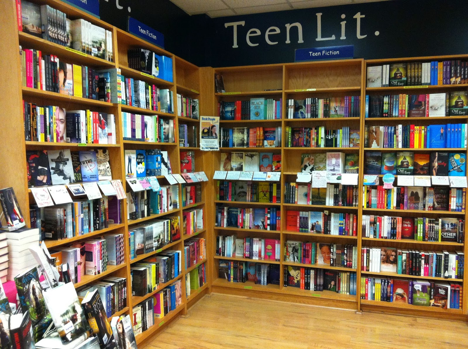 Bookstore Love: Austin's BookPeople