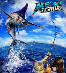 Game Memancing Ikan di Android - Ace Fishing: Wild Catch