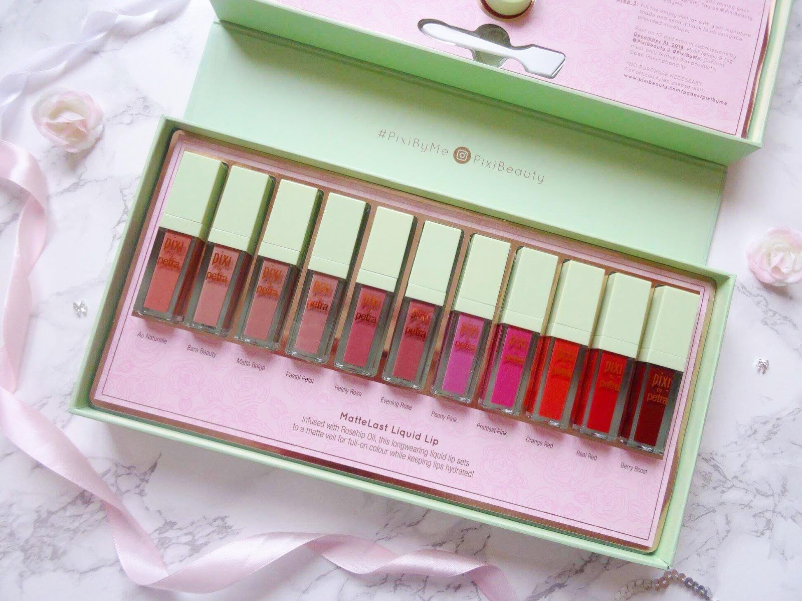 Pixi by Petra PR Package Unboxing