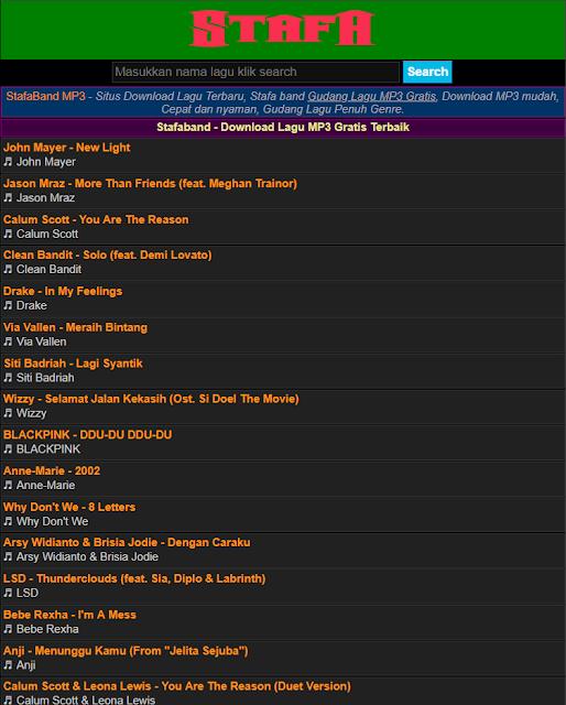 Stafaband Free Download Lagu Musik Mp3 Terbaru