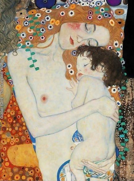 Mother-Child-Klimt-AtMums