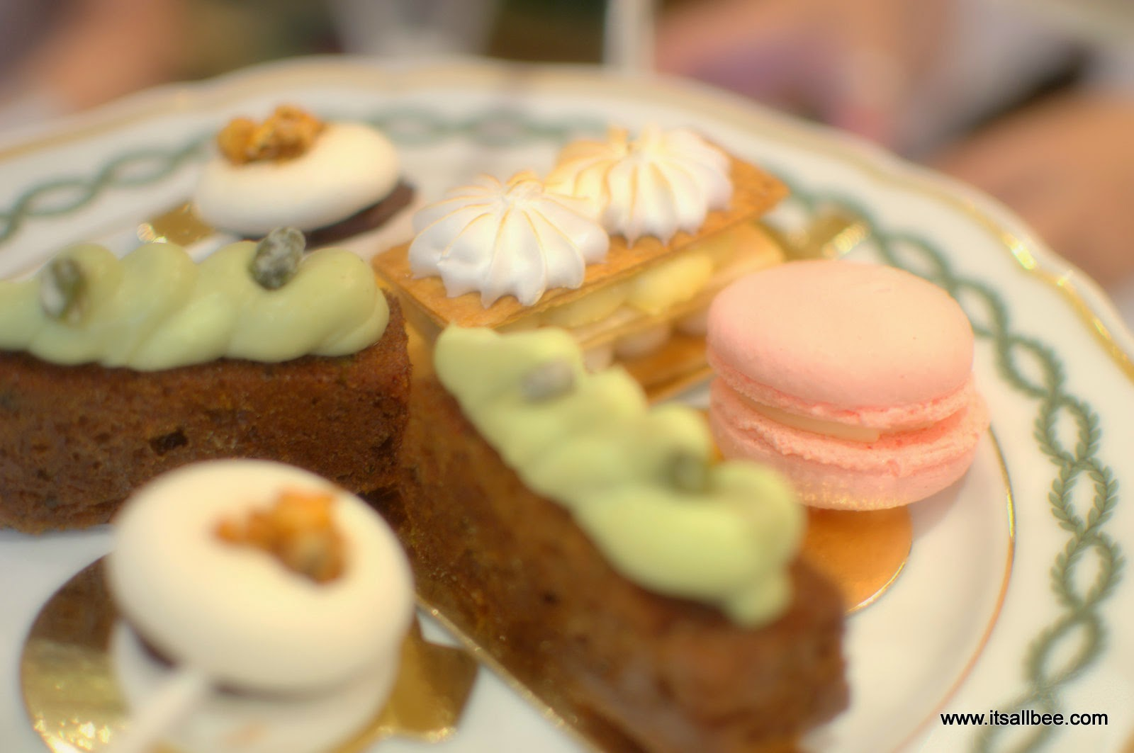 Afternoon Tea In London - Top Things to Do in London During Christmas Holidays | Ice Rinks, Christmas Markets and Christmas Light...