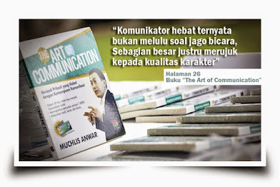 the art of communication muchlis anwar