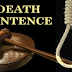 Man to Die by Hanging for Robbery