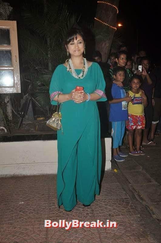 Divya Dutta,  Ekta Kapoor's Diwali Bash Photos