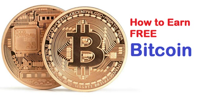 free bitcoin earning tricks