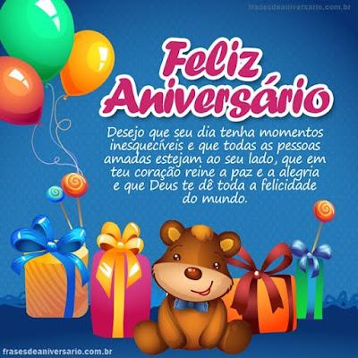 mensagem de aniversário para amiga