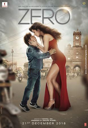Zero (2018) Movie Poster