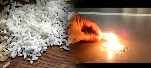 Be Careful: China Is Making Rice from Plastic (Here's How to Recognize It)