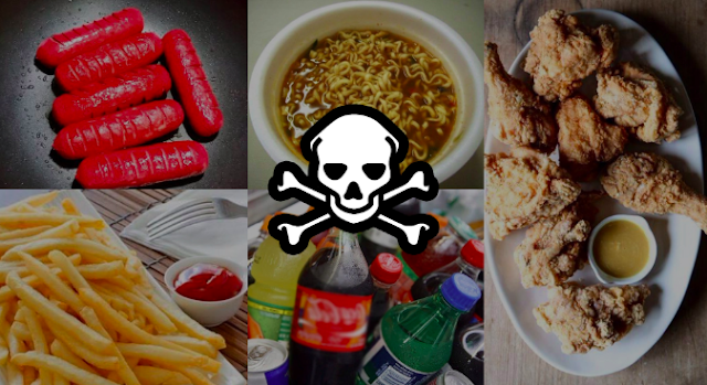 Toxic Foods/Health Miracle