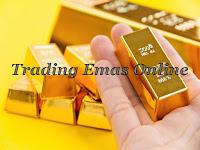Investasi Emas, Trading Emas, Trading Emas Online, Grafik Harga Emas