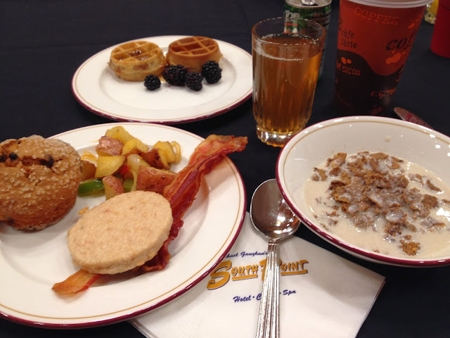 Food Allergy Bloggers Conference Breakfast Gluten Free