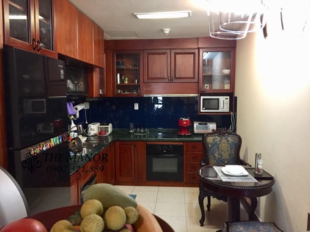 Giá cho thuê siêu rẻ THE MANOR 2 chỉ 800$ với căn hộ 2PN tầng 26  - hình 5