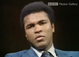 Muhammad Ali Opposed Interracial Marriage