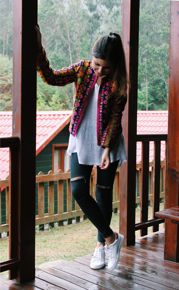 look de lluvia blog de moda