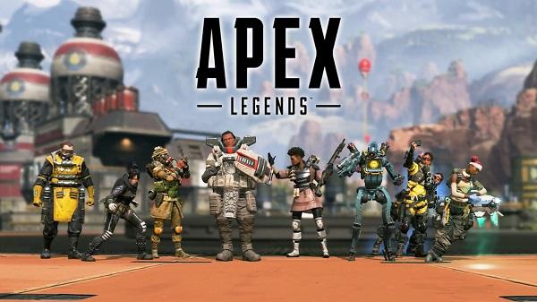 لعبة Apex Legends تواصل السيطرة و تسجل 25 مليون لاعب خلال أسبوع فقط