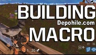Fortnite Logitech Build ve Recoil Makro Hilesi 26.10.2018 Sesli