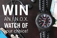 Logo Concorso Everyday Carry e vinci gratis orologi Victorinox