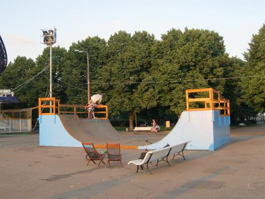 City Skate Park Adventures Wild Grizzly