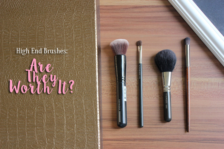 high end brush, MAC 213 brush, MAC 129sh, Sephora Mineral Brush, Make up for ever 236