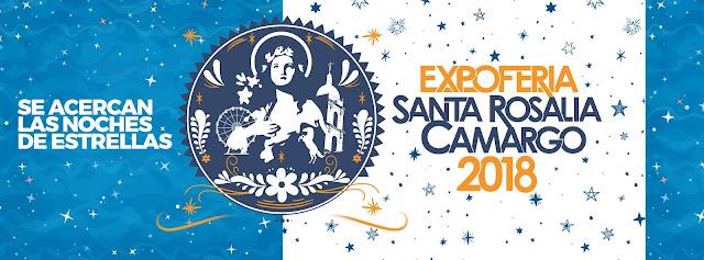 expo feria santa rosalía de camargo 2018