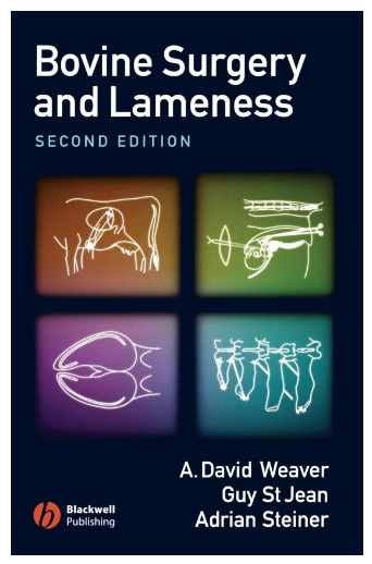 Bovine Surgery and Lameness 2nd Ed - WWW.VETBOOKSTORE.COM