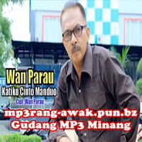 Wan Parau - Ratok Tangih Di Rantau (Full Album)