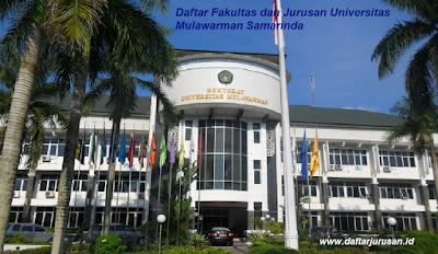 Daftar Fakultas dan Jurusan UNMUL Universitas Mulawarman Samarinda