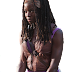 PNG Michonne (TWD, The Walking Dead)