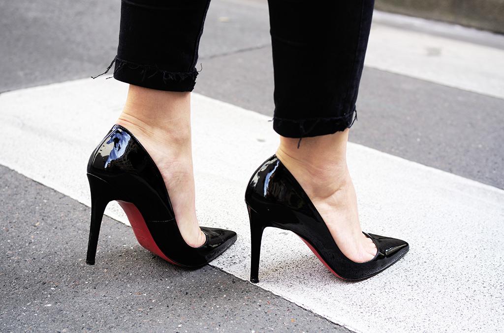 Elizabeth l No rules outfit blog mode l Zara Louboutin Celine l THEDEETSONE l http://thedeetsone.blogspot.fr