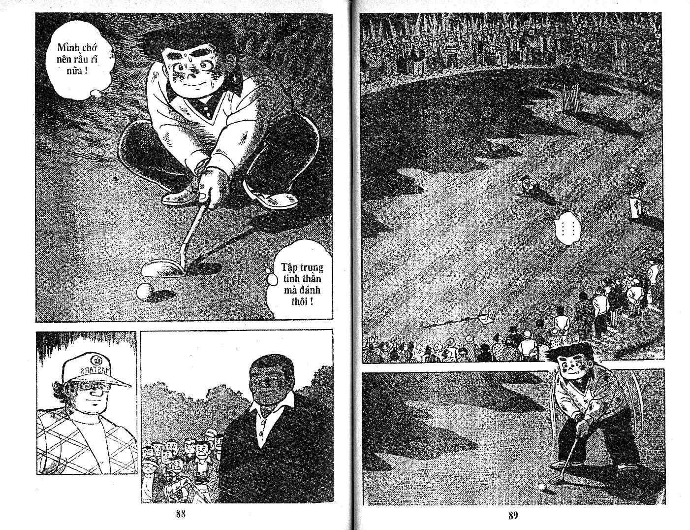 Ashita Tenki ni Naare chapter 20 trang 43