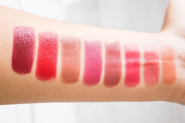 Korres rouges à lèvres morello