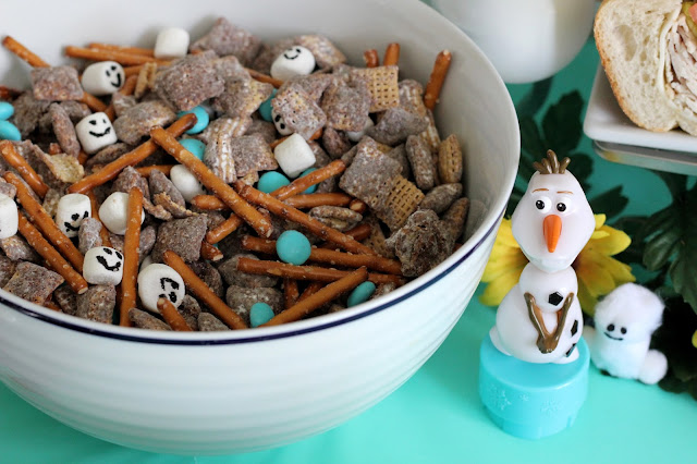 Frozen Fever Snowgie Snacks