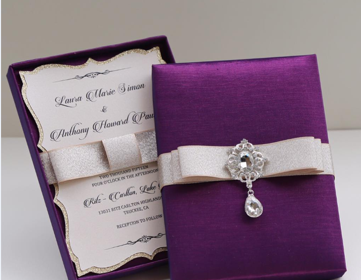 Custom Packaging Boxes: Make your wedding a memorable event with ...