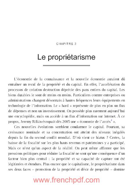 Tous Rentiers: Pour Une Autre Répartition Des Richesses par Philipe Askenazy PDF Gratuit