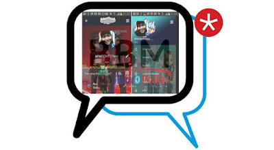 BBM MOD Tema Audition Ayo Dance v2.13.1.14 Apk