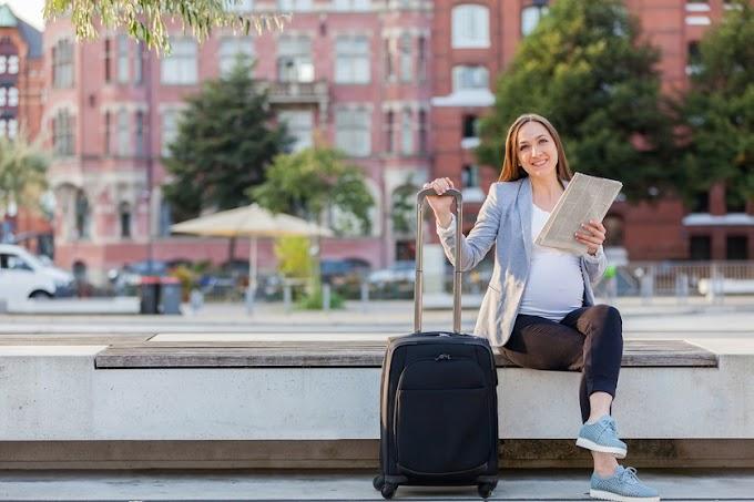 Tips Traveling Aman Untuk Ibu Hamil