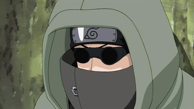 Naruto Karakter : Fakta dan Foto Shino Aburame