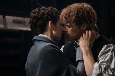 Jamie y Claire reunion